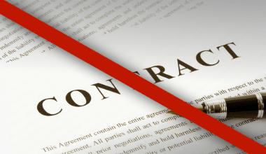 No Contracts.