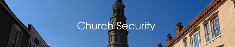 Church Security Systems Charleston