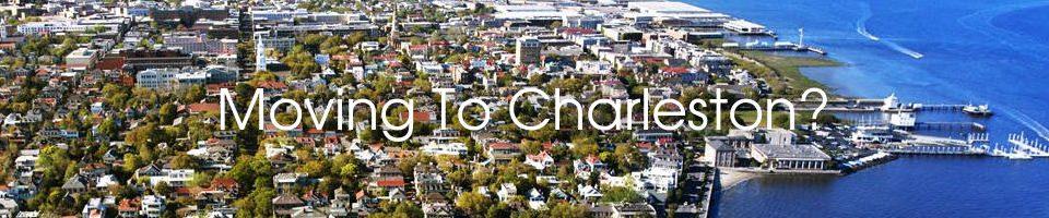 Moving To Charleston