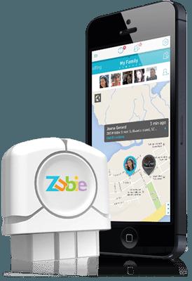 Zubie GPS Tracking