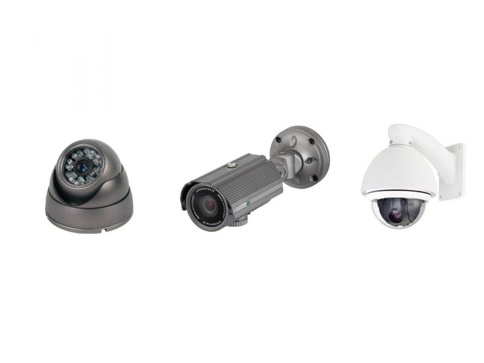 Security Cameras Explained