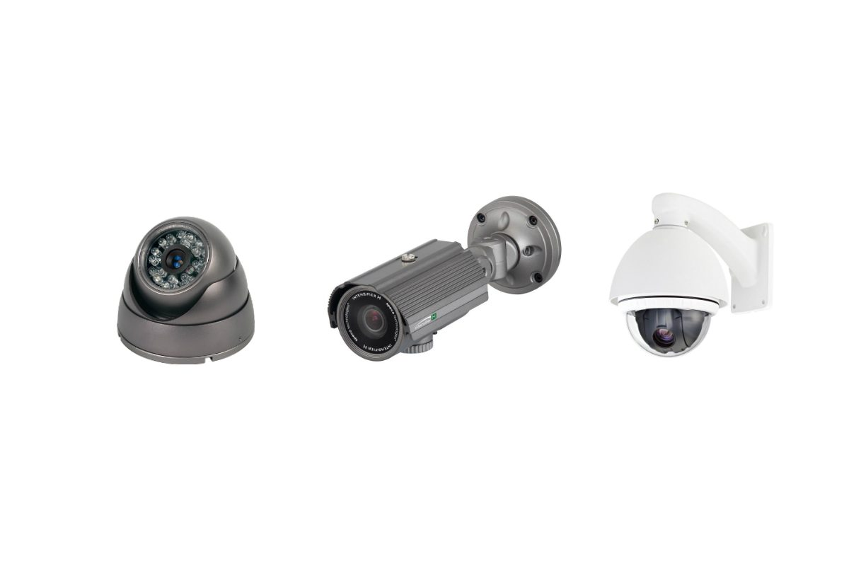 the beginners guide to choosing a security camera system