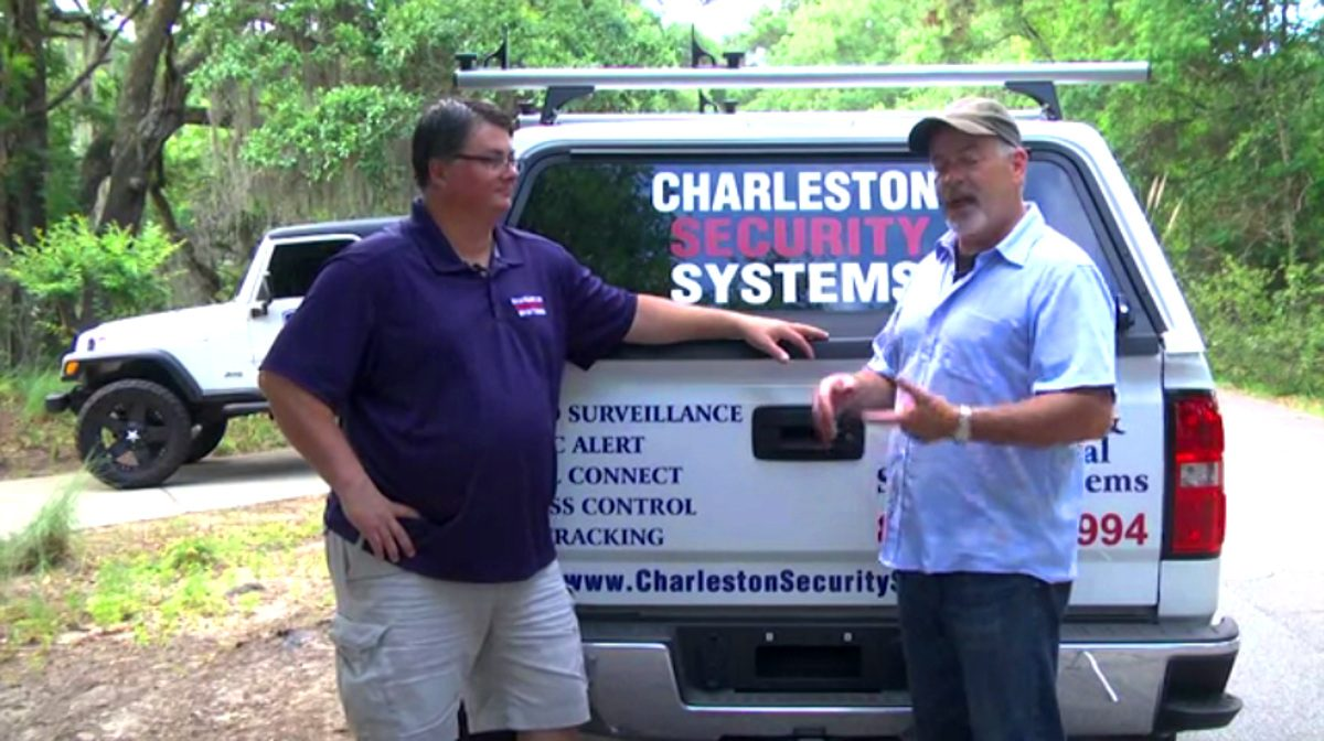Charleston Security Systems on Youtube