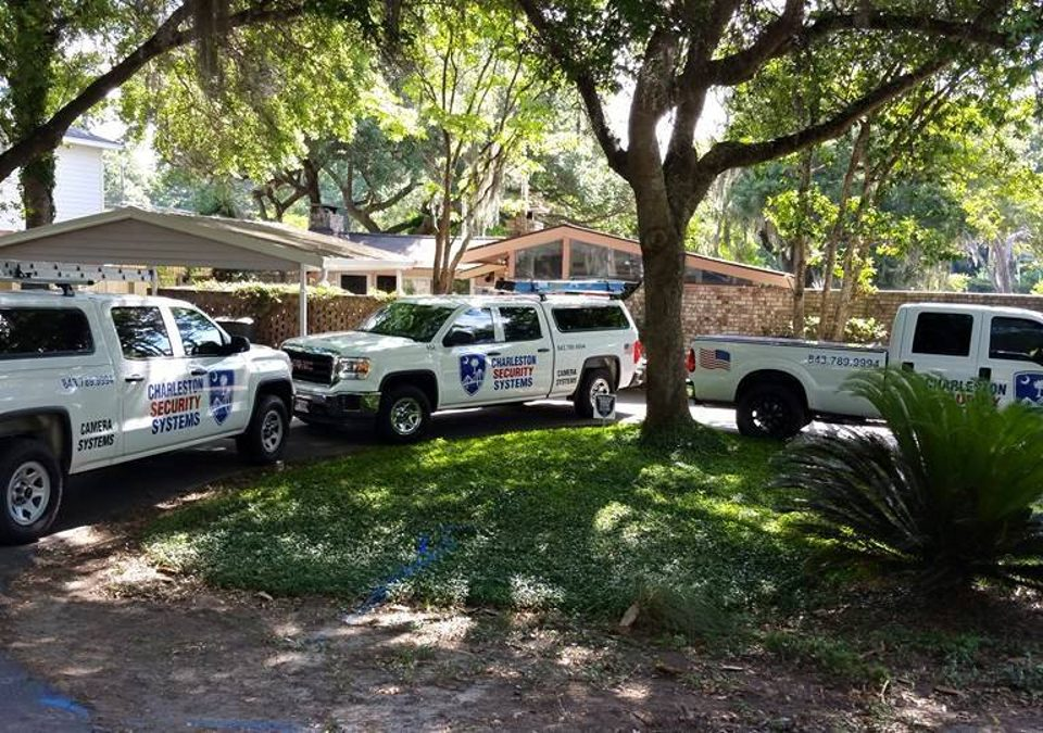 Residential Security Camera Systems Charleston SC