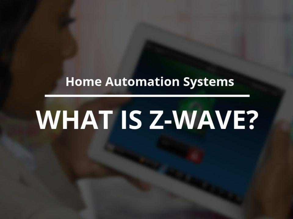Z-Wave Products Charleston SC